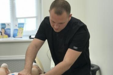 Роман Бабошин про спортивный массаж