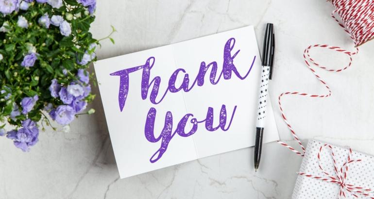 Благодарность пациента о работе Чиковани Инны